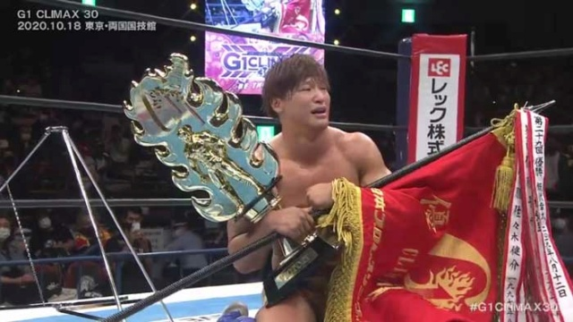 [Résultats] NJPW G1 Climax 2020 du 19/09 au 18/10/2020 - Page 2 Oowgdr10