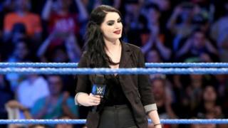 Wrestler Awards 2018 ! Paige-10