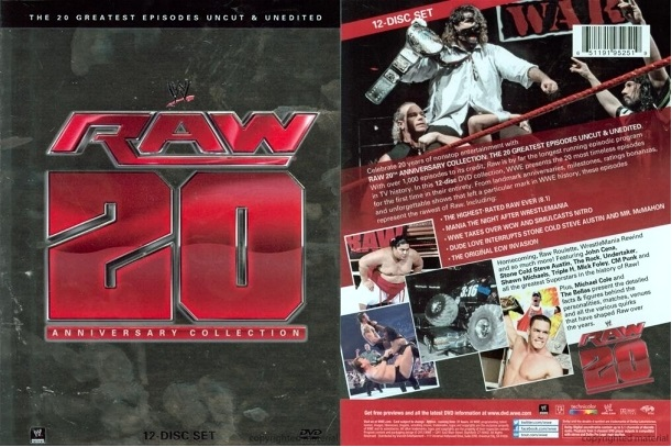 [Vidéo] WWE RAW 20th Anniversary Collection Raw-2011