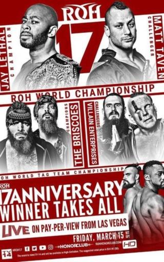[Résultats] ROH 17th Anniversary du 15/03/2019 Roh-1711