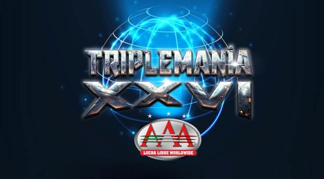 [Résultats] AAA Triplemania XXVI du 25/08/2018 Triple11