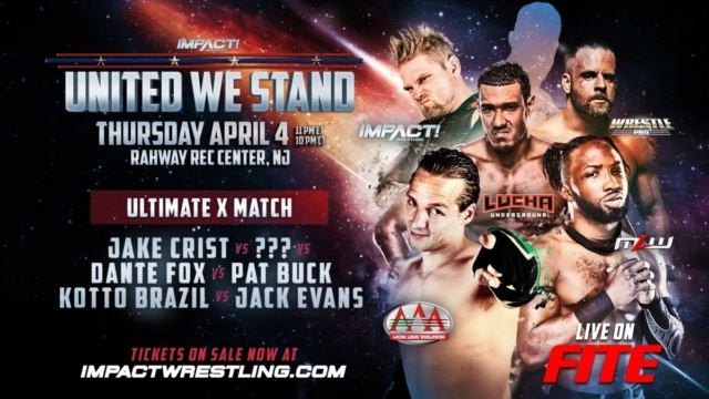 Impact Wrestling United We Stand du 04/04/2019 Ultima10