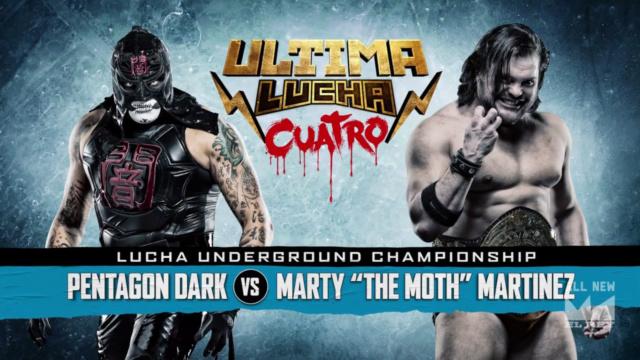 Lucha Underground Ultima Lucha Cuatro  Vlcsna24