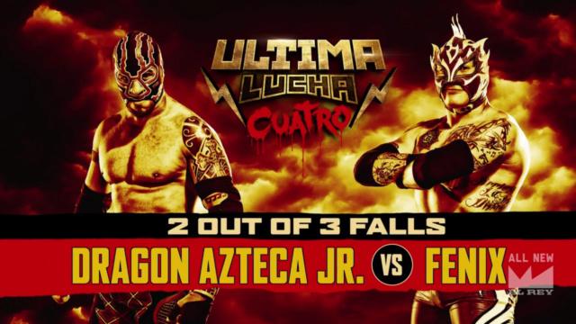 Lucha Underground Ultima Lucha Cuatro  Vlcsna25