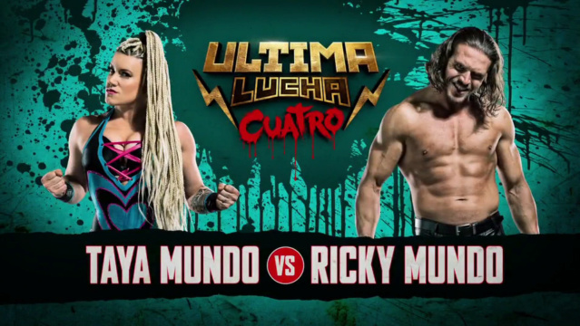 Lucha Underground Ultima Lucha Cuatro  Vlcsna31
