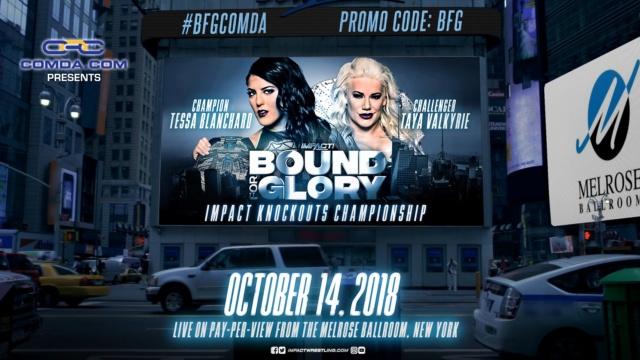 Impact Wrestling Bound For Glory 2018 du 14/10/2018 Websit10