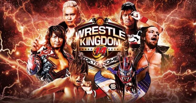 [Résultats] NJPW Wrestle Kingdom 14 du 04 & 05/01/2020 Wrestl13