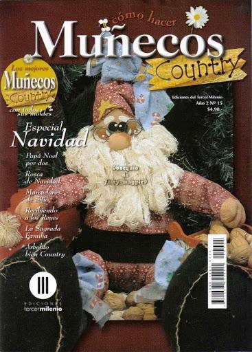 Revista Muñecos Country Nº15 0010