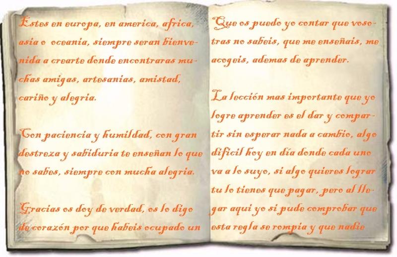 LIBRO DE FIRMAS Espera14