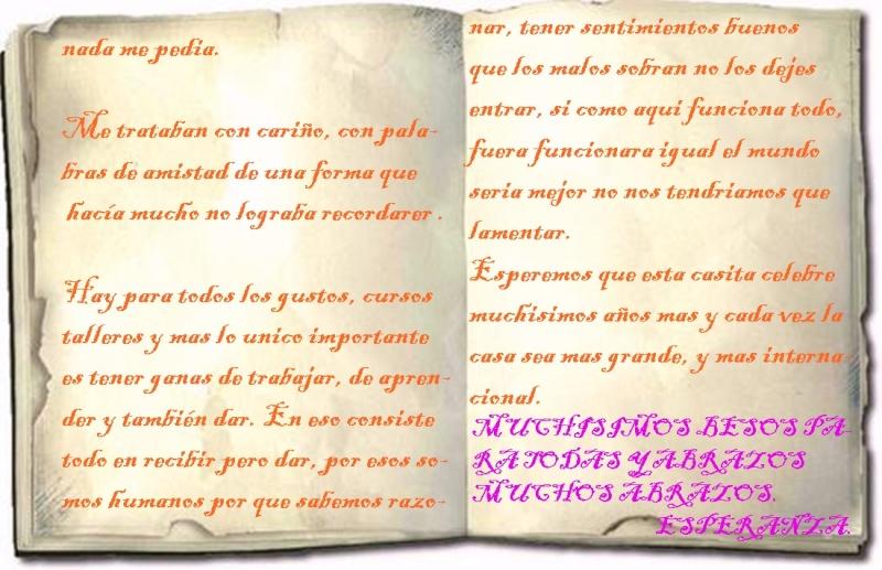 LIBRO DE FIRMAS Espera15