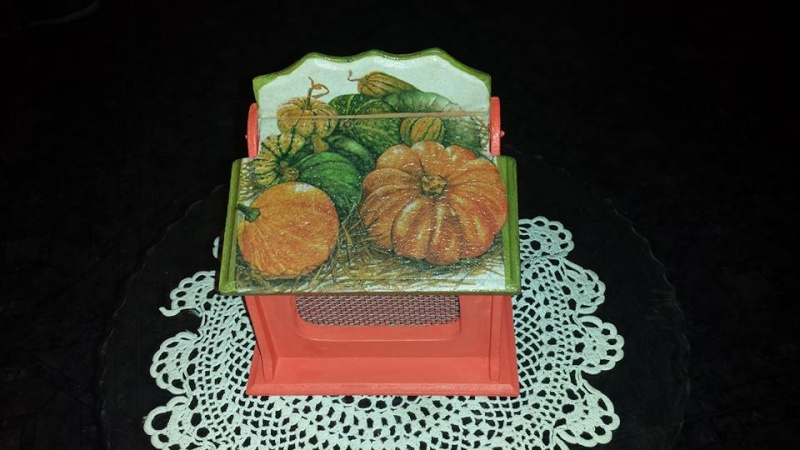 Cajita guarda ajos de Lindsay Evelyn Amario Salfate Lindsa10