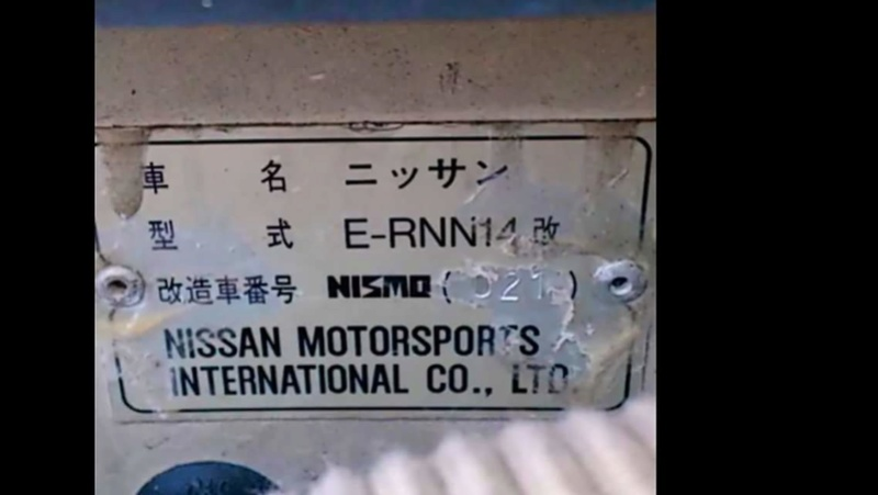 Possible Nismo Pulsar #21 for sale on ebay Fb_img11