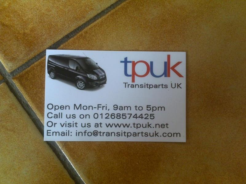 [MK4] Ford Transit 100L 2.5D Fourgon 80cv - Page 3 31122012