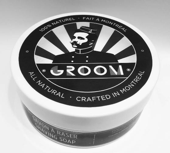 Les Industries Groom - Savon et crème à raser - Huile à raser Groom10