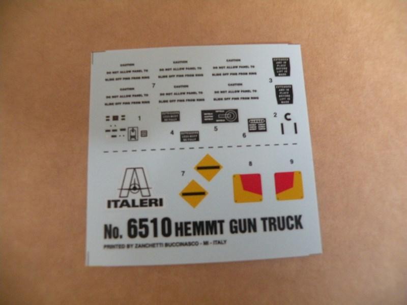 review du HEMTT gun truck (italeri 1:35) Dscn9913