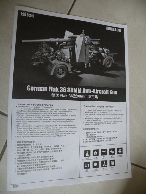 Flak 36 88mm (merit 1/18) Dscn9920