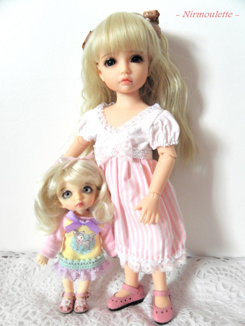 Eline ( Iplehouse ) et sa petite soeur chérie Bonnie ( Pukifee ) ! P3230011