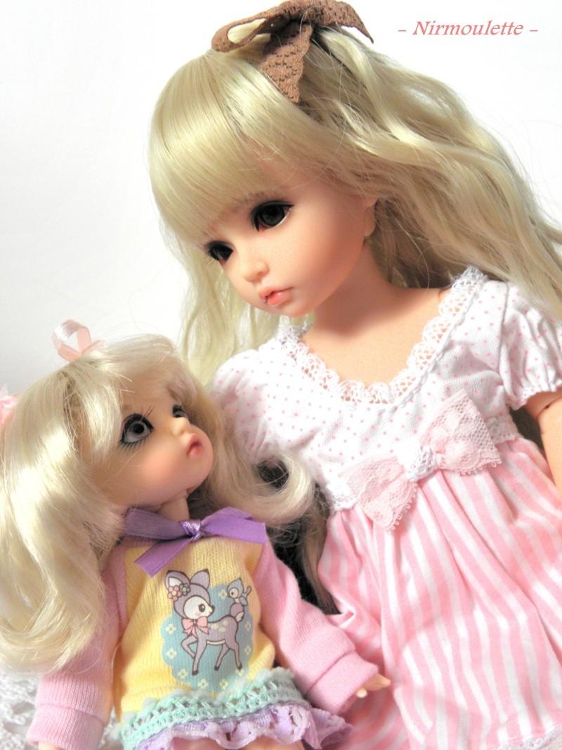 Eline ( Iplehouse ) et sa petite soeur chérie Bonnie ( Pukifee ) ! P3230013