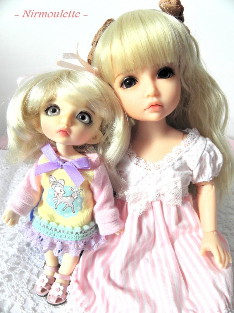 Eline ( Iplehouse ) et sa petite soeur chérie Bonnie ( Pukifee ) ! P3230015