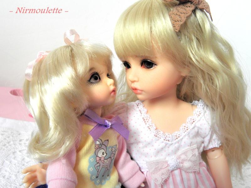 Eline ( Iplehouse ) et sa petite soeur chérie Bonnie ( Pukifee ) ! P3230017