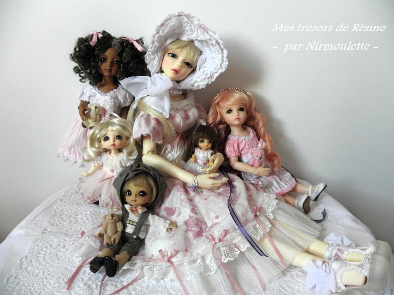 Mes princesses en Resine / BJD ( Belles, jolies et douces !!! ) P3. - Page 2 Pa180217