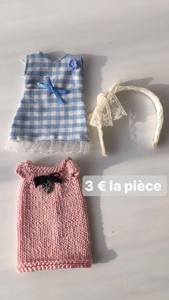 [VENTE] • MNF - Pullip : Vêtements/Accessoires • (NEW) 18362410