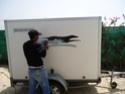 peinture sur camping car Maroc_30