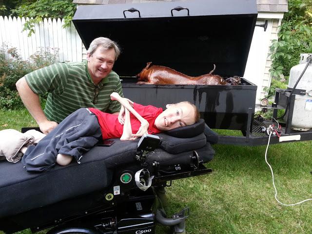Conoce a Torstein Lerhol, el chico con atrofia muscular espinal 510