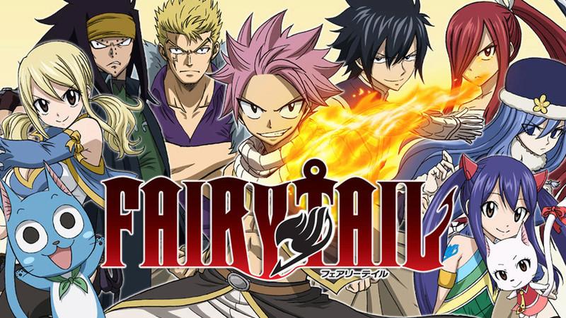El manga Fairy Tail de Hiro Mashima finalizará en dos tomos más Fairyt10