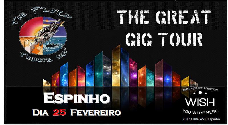 THE FLOYD Tribute Show | 25 Fev | Espinho  Kjkj10