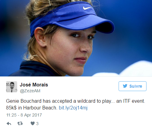 EUGENIE BOUCHARD (Canadienne) - Page 10 Untit220