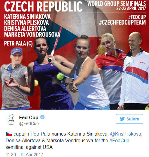 FED CUP 2017 : Groupe Mondial  - Page 6 Untit235