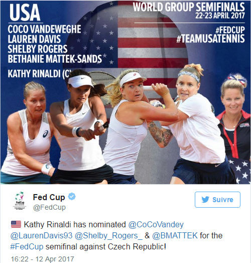 FED CUP 2017 : Groupe Mondial  - Page 6 Untit239
