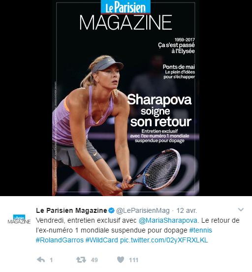 MARIA SHARAPOVA (Russe) - Page 40 Untit252