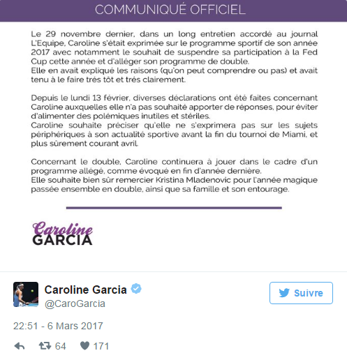 CAROLINE GARCIA (Française) - Page 5 Untitl94