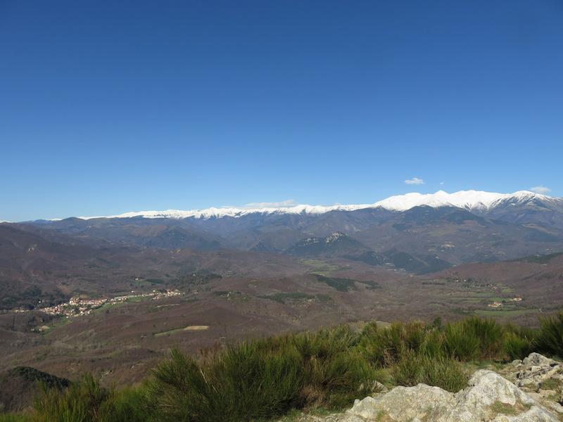 Le Mont Capell au départ de Coustouges Img_3519