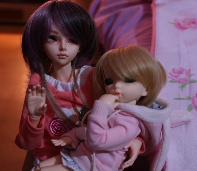 [Mnf Mirwen Boy + Ltf Leah] Lysandre et Eléa P.3 - Page 3 Lysele11