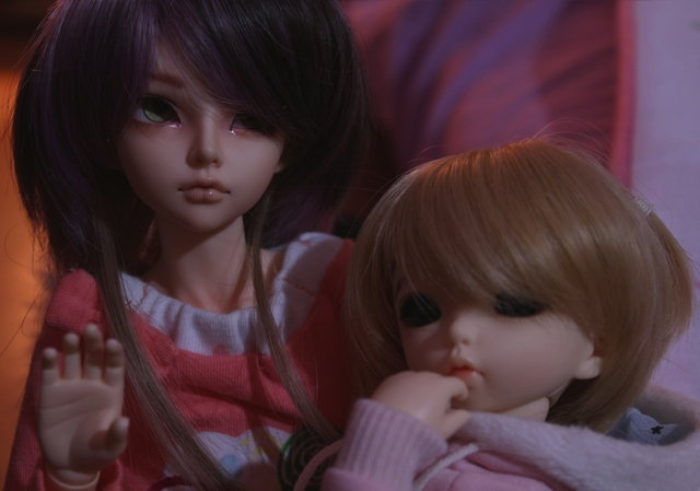 [Mnf Mirwen Boy + Ltf Leah] Lysandre et Eléa P.3 - Page 3 Lysele12