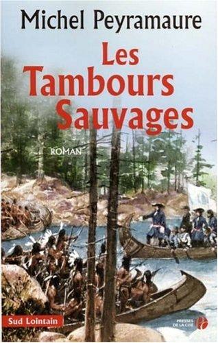 [Peyramaure, Michel] Les tambours sauvages Tambou10
