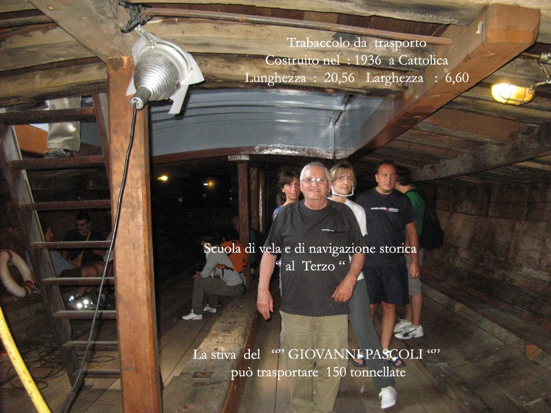 MUSEO GALLEGGIANTE [ Porto canale ] di CESENATCO 2013 Img_4410