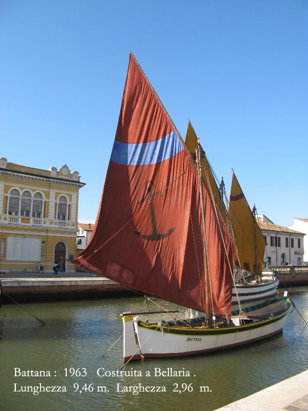 MUSEO GALLEGGIANTE [ Porto canale ] di CESENATCO 2013 Img_5016