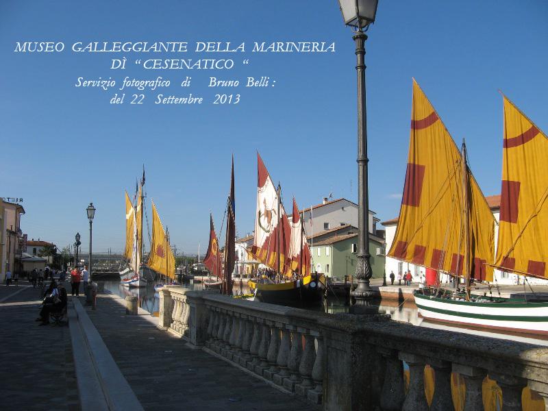 MUSEO GALLEGGIANTE [ Porto canale ] di CESENATCO 2013 Img_5117