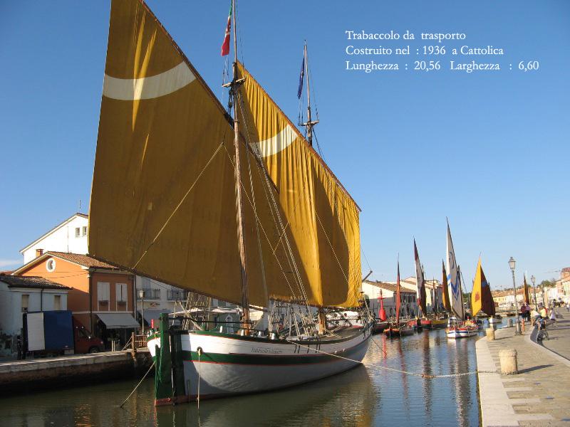 MUSEO GALLEGGIANTE [ Porto canale ] di CESENATCO 2013 Img_5120
