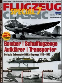 07 - Bomber, Schulflugzeuge Aufklärer, Transporter. Deutshe kolbenmotor-Militärflugzeuge 1933-1945 07_bom11