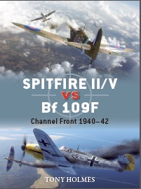 067 - Spitfire II/V vs Bf109 F channel front 1940-42 Due06710