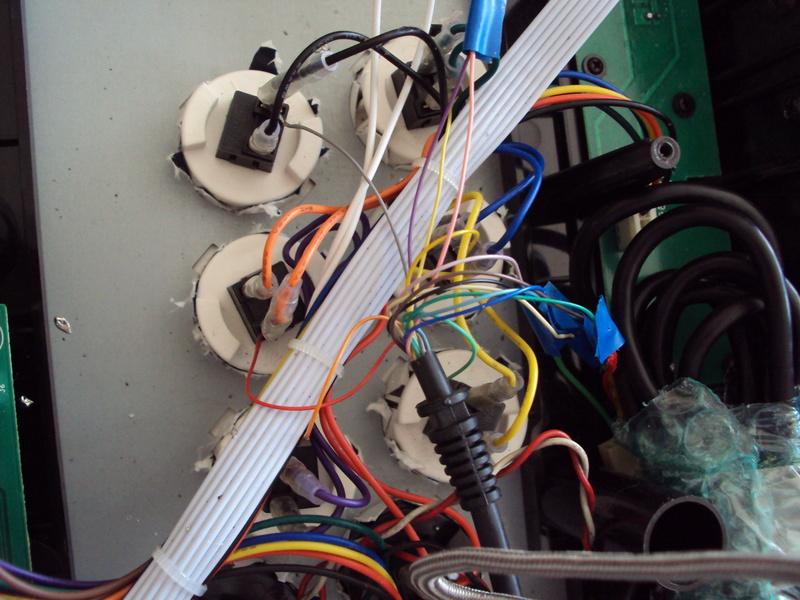re-câbler un stick USB en DB15 - ayé Dsc02510
