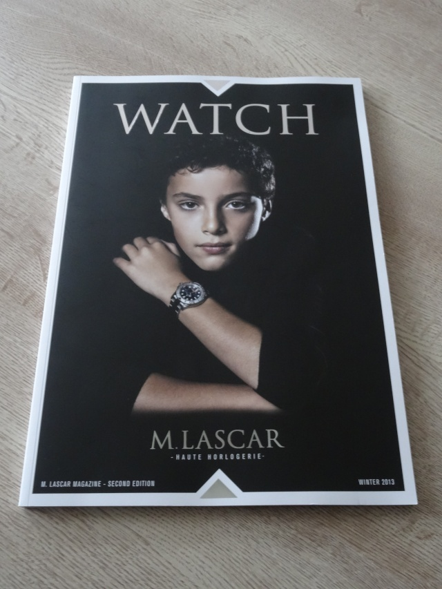 Belges: Lascar Watch Magazine 2nd Edition 01110