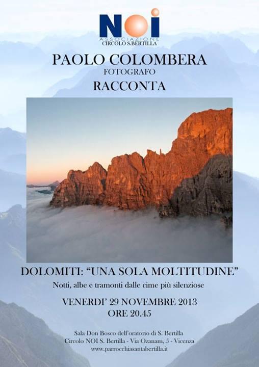 PaoloC a Vicenza: venerdì 29 novembre 14662312