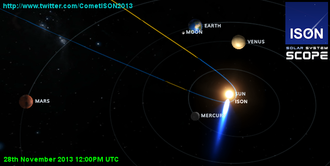 Il topic astronomico... - Pagina 2 Comet-10