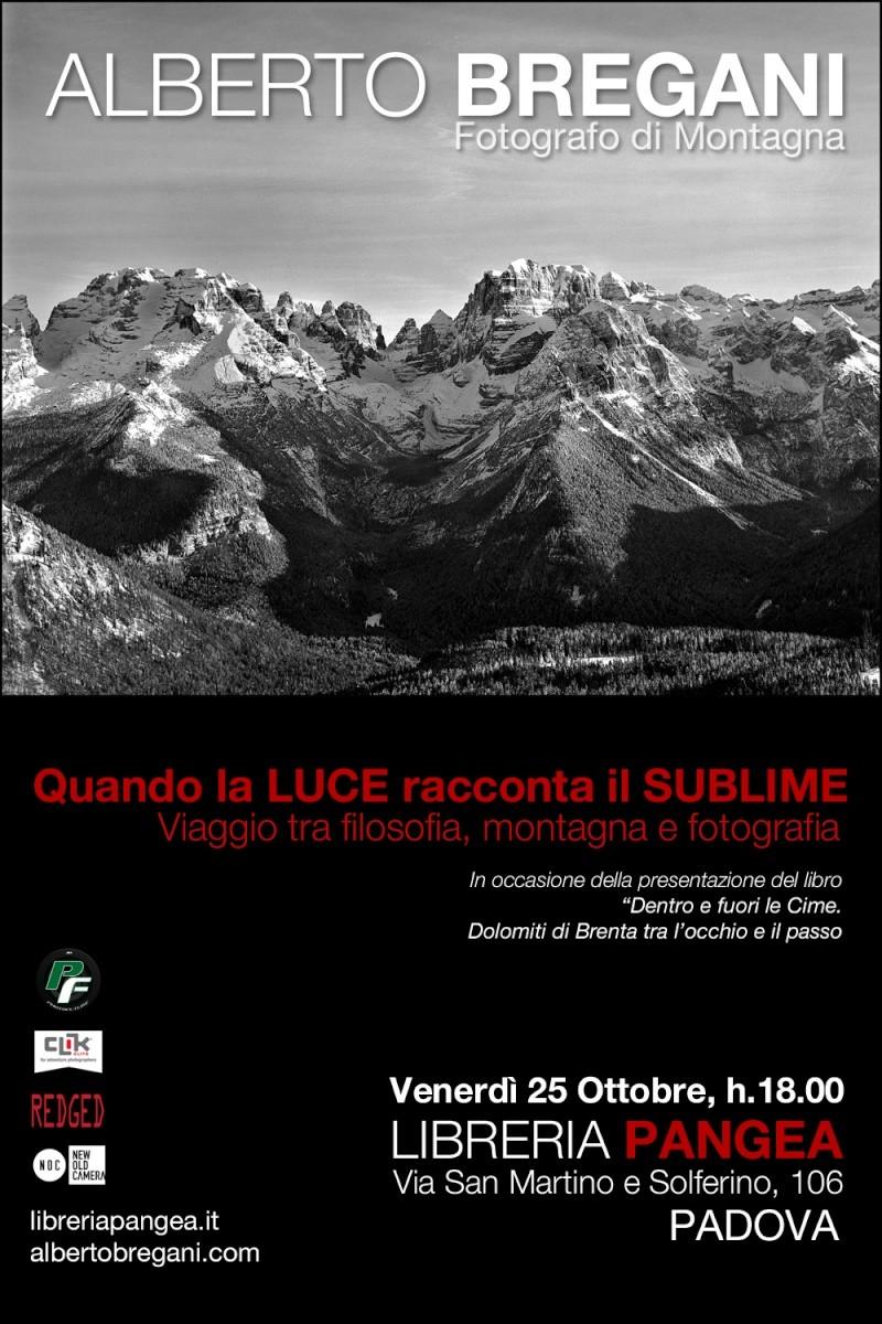 Alberto Bregani alla libreria Pangea di Padova venerdì 25 ottobre Loc_br10